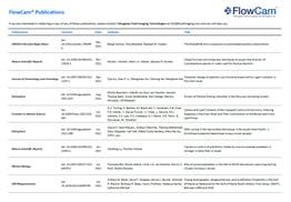 Aquatic Papers List 1