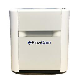 FlowCam Cyano by Fluid Imaging Technologies for particle characterization analysis